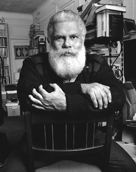 Portrait of Samuel R. Delany