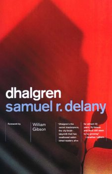 Cover of Dhalgren (1975)