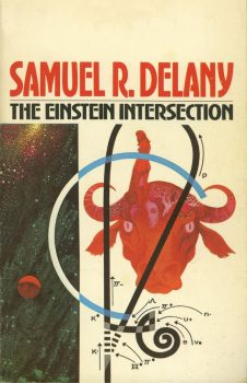 Cover of The Einstein Intersection (1967)