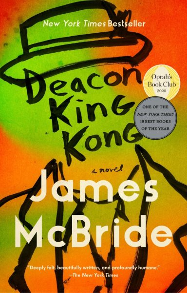 Cover of Deacon King Kong